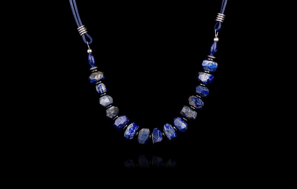 Lapis Lazuli-Hematit